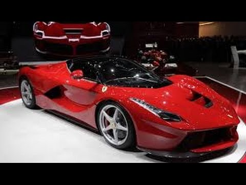 Sport Car Exotic Terbaru Di Pameran Otomotif Di Jenewa Swiss