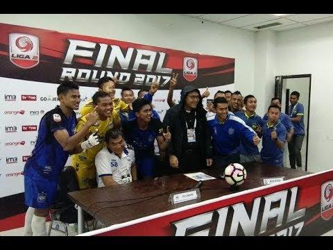 Inilah Ungkapan Haru Subangkit Setelah Bawa PSIS Semarang Promosi Liga 1
