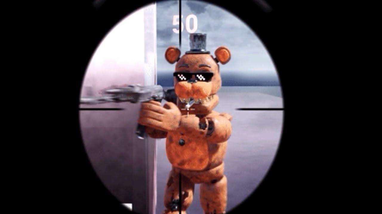 Five Nights at Freddy's: MULTIPLAYER !?!   Free Roam FNAF Online   Unreal  Engine 4