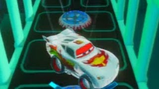 "Cars Alive! Disney Infinity Gameplay - Toybox ""derezzed""  By Zac_mac17"