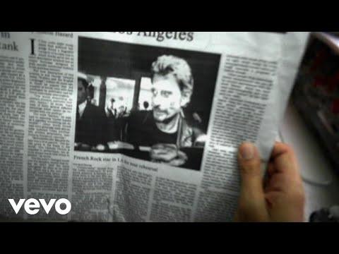 Johnny Hallyday - La paix (Clip)