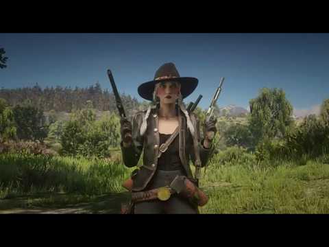 Red Dead Redemption 2 / Practicando Con La Crew Exodial Y Unos Colados
