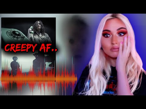Scariest Audio Recording.. Calling *HAUNTED* Numbers You Should Never Call At 3 AM Challenge