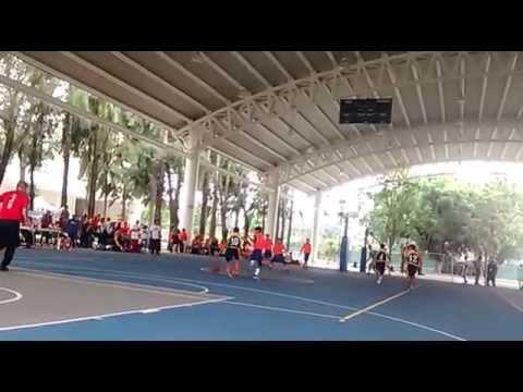 Hidalgo vs Coahuila (Olimpiada escolar nacional 2015)