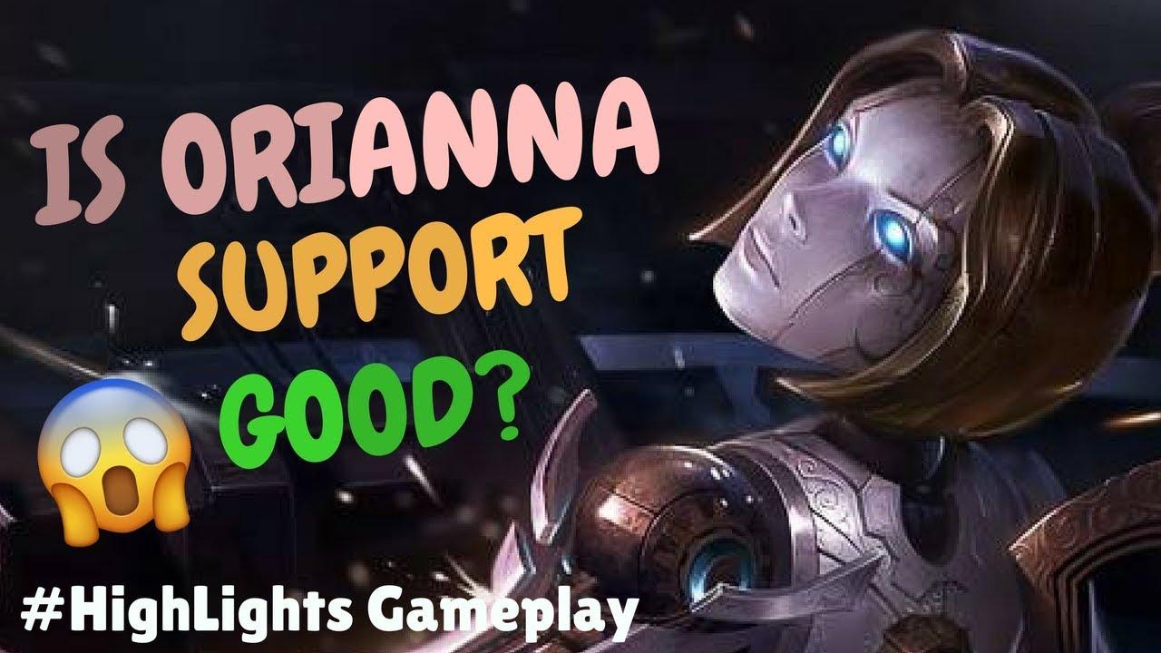 Is orianna good