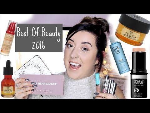 BEST OF BEAUTY 2016 | Current Makeup & Skincare Obsessions | LAURA ANN