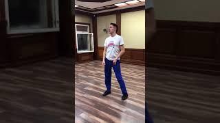 Видео урок: варианты базового шага в бачате