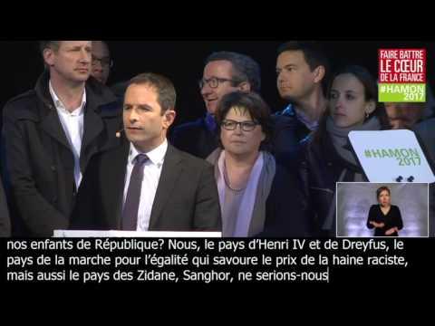 Benoit Hamon #NotreRepublique