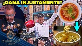 MasterChef México 2018 | Gana por ser Chino y engaña a los chefs