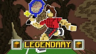 LEGENDARY TENNIS (Minecraft Build Battle)