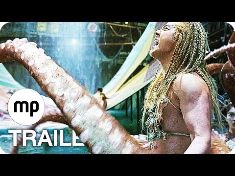 The Mermaid Trailer German Deutsch (2017)