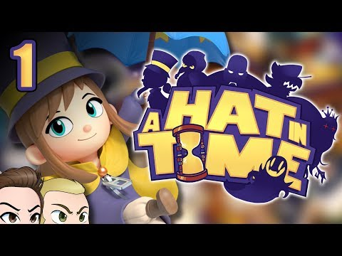 A Hat in Time: Enter the Mustache - EPISODE 1 - Friends Without Benefits