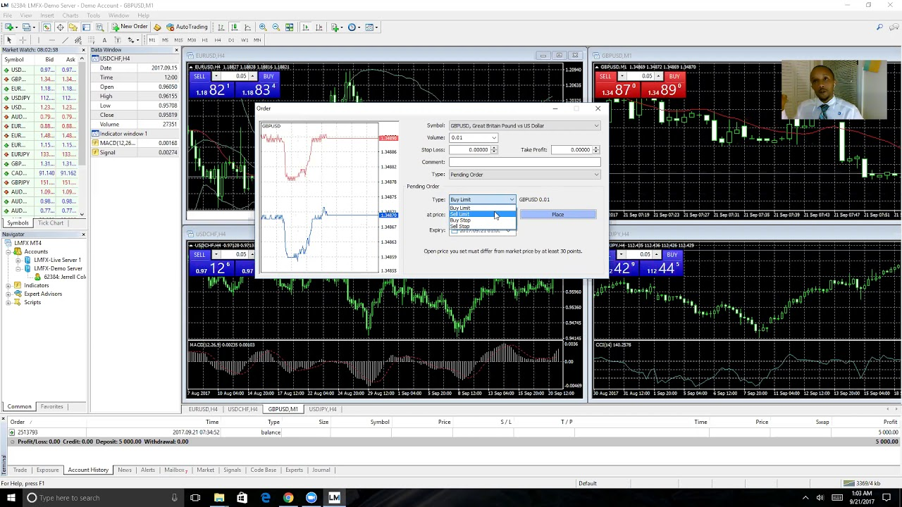 Day trading forex with jerrell coleman