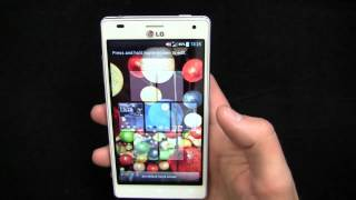 LG Optimus 4X HD Review Part 1