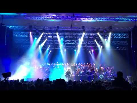 Bounce & Orchestra 2018 - Wild Is The Wind