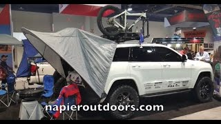 a simple upgrade for vehicle camping & tailgating : SEMA 2016