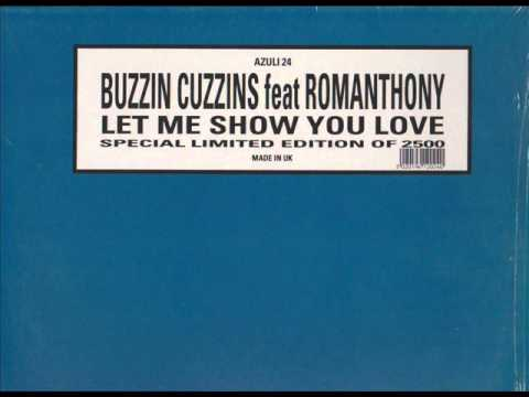 BUZZIN CUZZINS feat ROMANTHONY - Let me show you love (Crooklyn mix) 1994