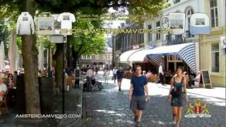 Sunny Maastricht City Walk (8.20.11 - Day 415 part 1) Carnager Daily VLOG