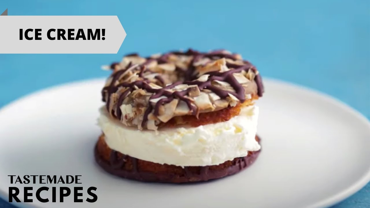 12 Ice Cream Recipes That Are Cooler Than Your Favorite Dessert Youtube