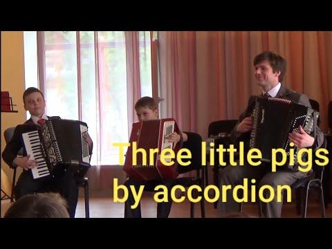"Frank Churchill - ""Three Little Pigs""( ""Три поросёнка"")"