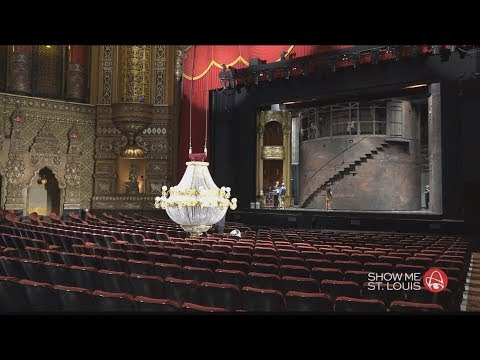It's a new version of The Phantom of the Opera at the Fabulous Fox