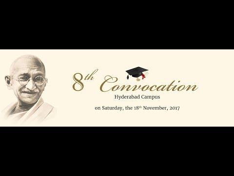 GITAM University 8th Convocation - Hyderabad