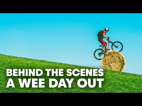 """Making the Magic for a """"Wee Day Out"""" w/ Danny MacAskill"""