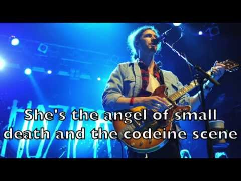 Hozier - Angel of Small Death and the Codeine Scene Karaoke Acoustic Instrumental