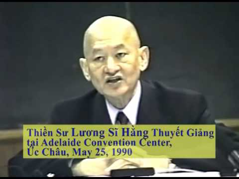 1990 Adelaide Thuyết Giảng p1