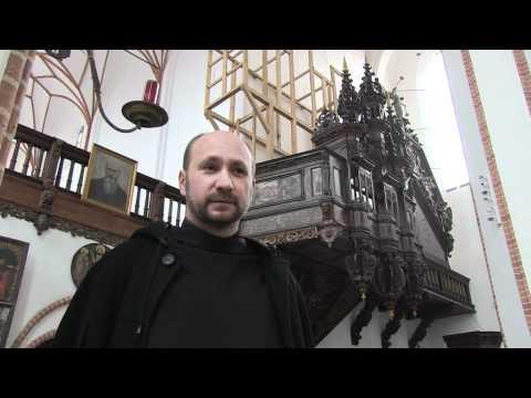 O. Tomasz Jank - Rektor Kościoła Świętej Trójcy W Gdańsku