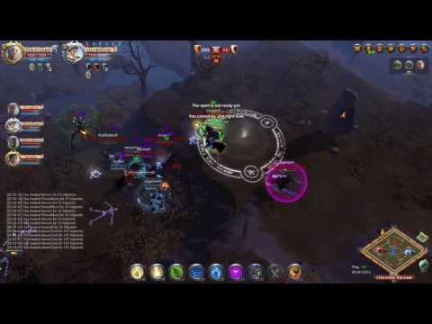 Llaw Arian & Tridr4 vs Bewahrer der Welten