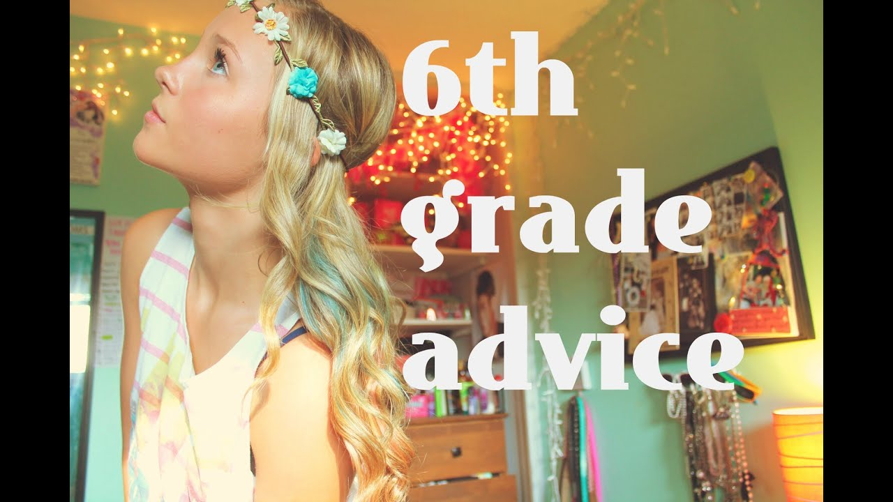 6th grade dating advice
