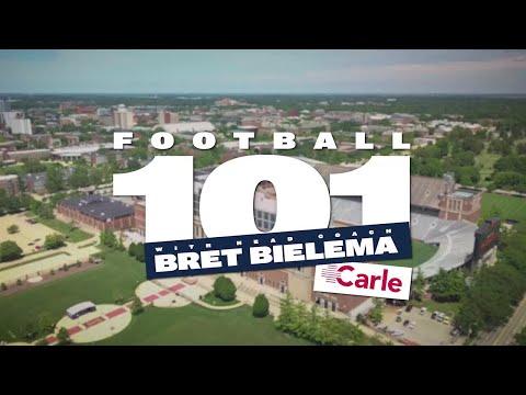 Illini Football|Football 101 with Coach Bielema vs. Virginia |