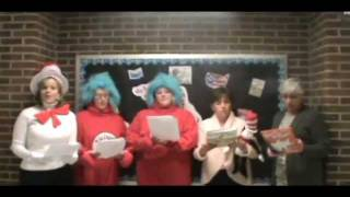 Dr.Seuss's Birthday By Baldwin Elementary School