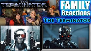 The Terminator | FAMILY Reactions