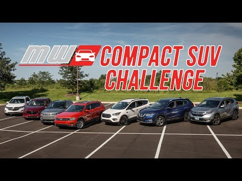 Comparison Test: Compact SUV Challenge