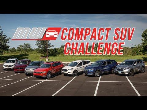Comparison Test: Compact SUV Challenge