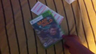 Man Vs Wild with Bear Grylls Xbox 360 Unboxing in HD!