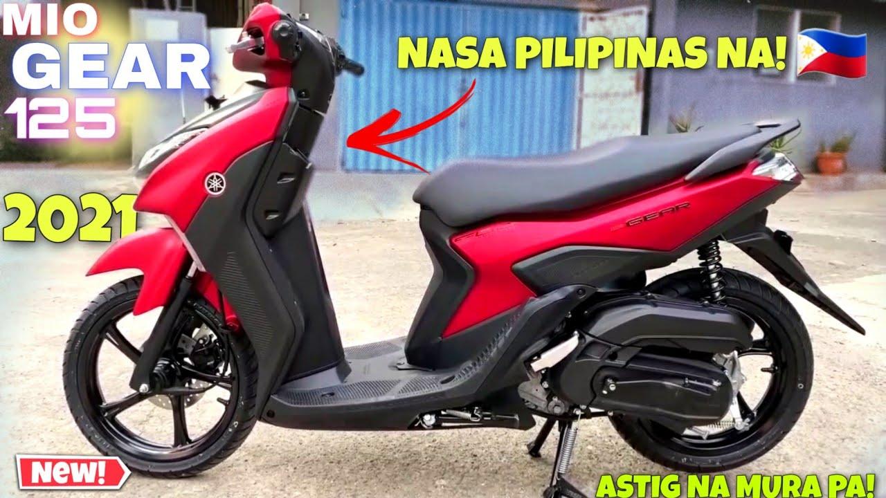 Download NEW YAMAHA MIO GEAR 125 ( Nasa Pilipinas na)