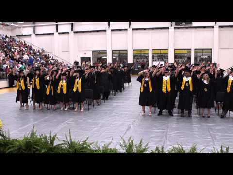 2014 Graduating Class Winona, Texas