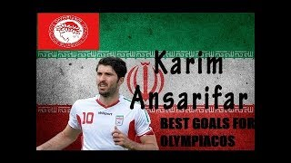 Karim Ansarifard | The SuperSub | Olympiacos 17/18