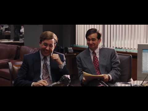 The Wolf of Wall Street - Best scene