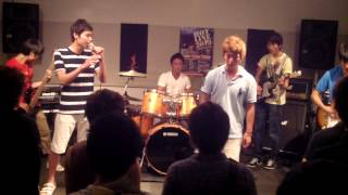 島村楽器ラゾーナ川崎店で8月10日に開催された、HOTLINE2013 店予選のUn...