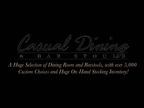 Casual Dining And Bar Stools Of San Diego Ca Youtube