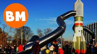 ВМ: Детская площадка «Космос» | Children's playground Cosmos