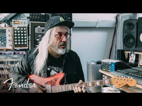 J Mascis of Dinosaur Jr. | Feedback: Episode 1 | Fender