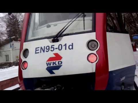 Nowy pociąg WKD / Brand new WKD train
