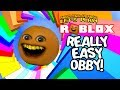 Roblox: REALLY EASY OBBY! Annoying Orange Plays