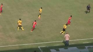 Hearts Of Oak vs Asante Kotoko 1st Half Highlights - 2016/17 G…
