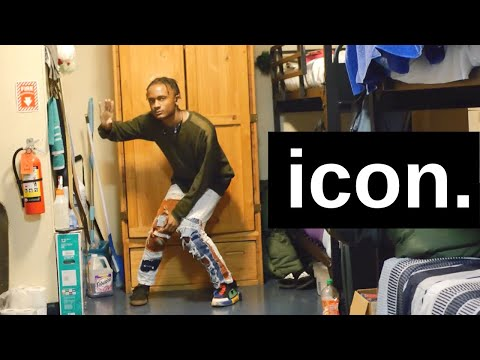 Jaden Smith - Icon (Dance Freestyle by Diavion) #TheVative